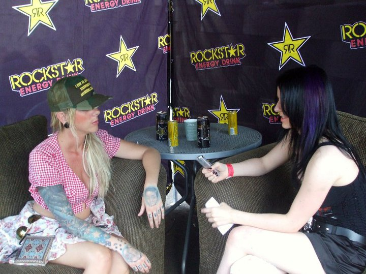 An Interview With Maria Brink of In This Moment!