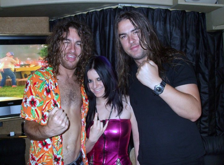 An Interview With Airbourne!