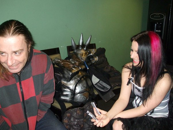 An Interview With Dave 'Oderus Urungus' Brockie of GWAR [Rest In Peace]