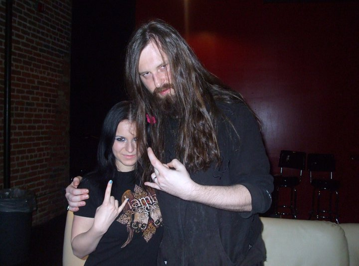 An Interview With Oli Herbert of All That Remains [Rest In Peace]
