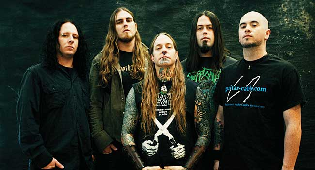 An Interview With Jeff Kendrick of DevilDriver!