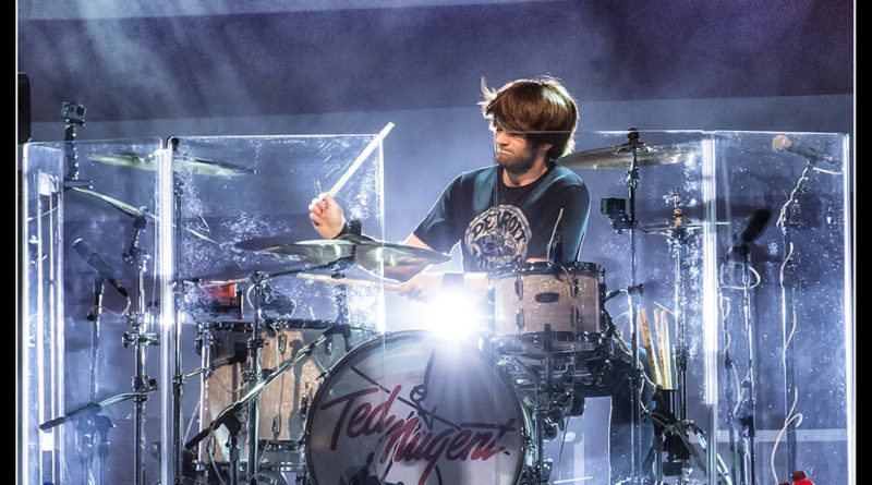 An Interview With Drummer Jason Hartless [Ted Nugent]!