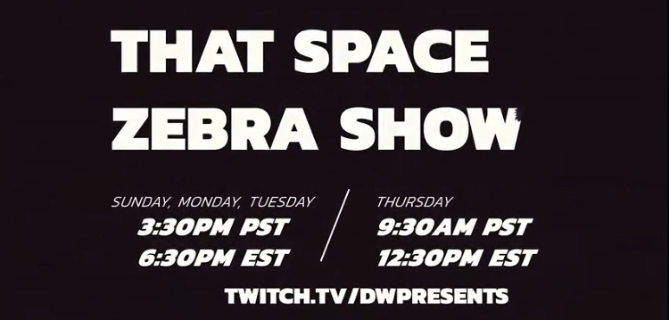 That Space Zebra Show: Battle for the Big Stage!-The Guys go through the second half of the first round, extreme excitement from Jake, Wes mentions Limp Bizkit leaks are coming & more!