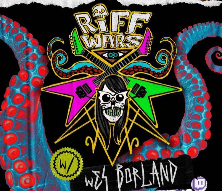 That Space Zebra Show: Riff Wars with Wes Borland! Plus new Limp Bizkit album riff teased!