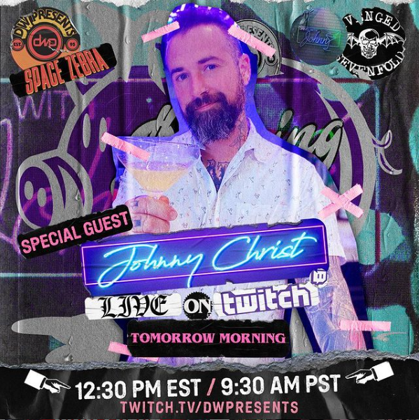 AAA ALL ACCESS: LEAKS FROM THE DANNY HAYES' HAYES'D & CONFUSED x SPACE ZEBRA WITH BOBBY SCHUBENSKI FROM FACEBOOK LIVE
