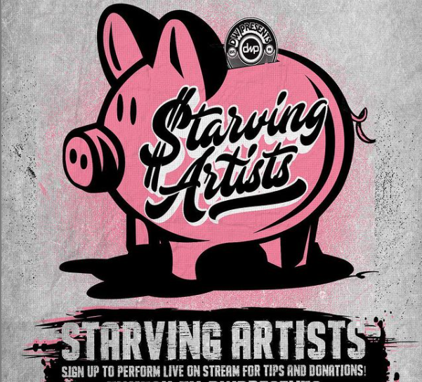That Space Zebra Show: Starving Artists with Wes Borland, Bobby Schubenski, Josh Balz, and Producer Jake discuss what it takes to make it as an Artist. Featuring special performances with Marlene Mendoza and Timmy Taylor!