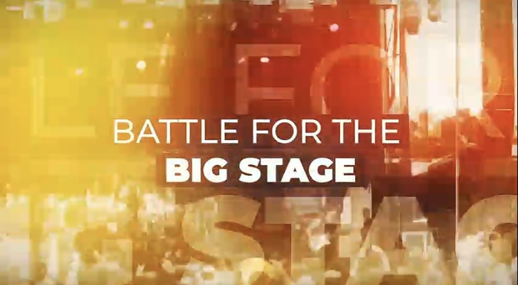 That Space Zebra Show: Battle For The Big Stage Round 1! July 11, 2021
