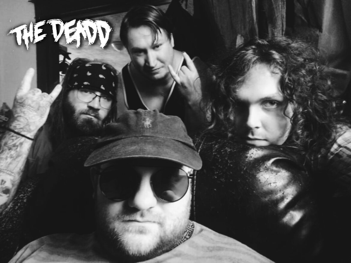 THE DEADD TALK FEAR OF DEATH ALBUM AND NEW EP SET TO RELEASE OCT 1, 2021