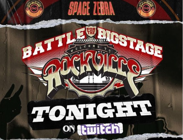 LISTEN TO THE BANDS T.R.O.Y. & WHIT3 COLLR PERFORMING HEAD TO HEAD TONIGHT LIVE ON SPACE ZEBRA'S BATTLE FOR THE BIG STAGE!